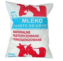 Kupić Mleko pełne pasteryzowane powyżej 3,6%
