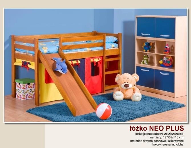 Kupić Łóżko Neo Plus