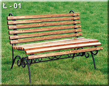 Kupić Ławka ogrodowa (Ł-01)
