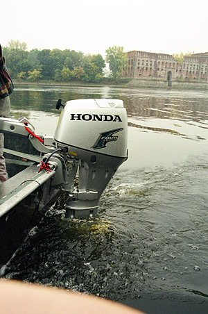 Kupić Silnik zaburtowy HONDA BF 30 LRTU