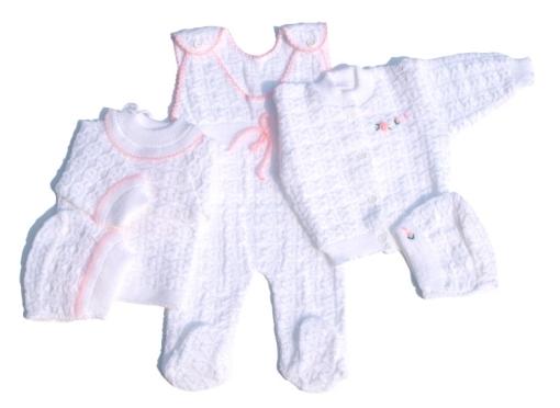 Kupić Komplet niemowlęcy 5 częściowy