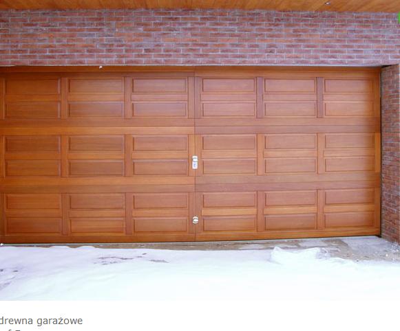 Kupić Drzwi garażowe.