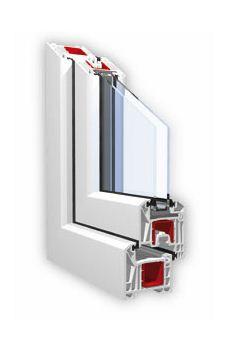 Kupić Trzykomorowe i pięciokomorowe okna