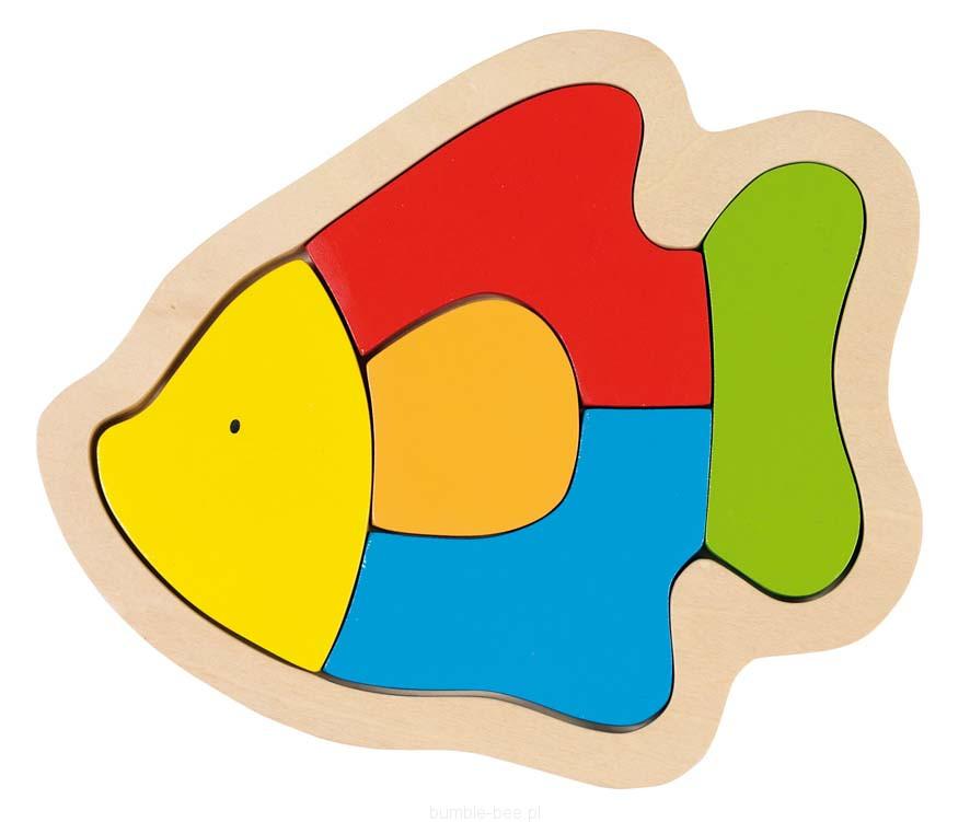 Kupić Puzzle 3D Rybka
