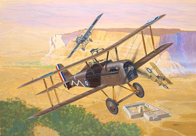 Kupić Royal Aircraft Factory S.E.5a 1/72