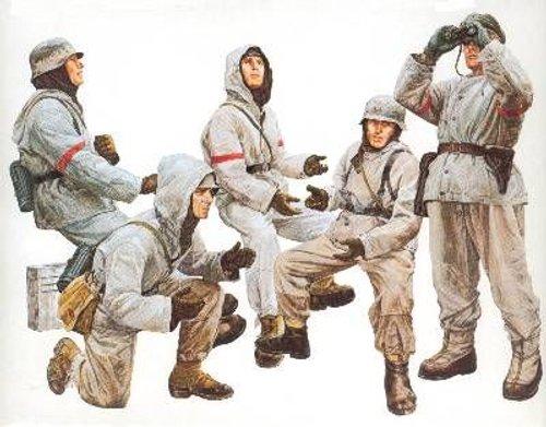 Figurki Tamiya 35094 - German Flak Crew 1/35