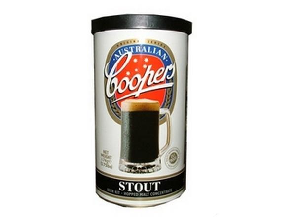 Kupić Stout koncentrat do piwa 1,7kg