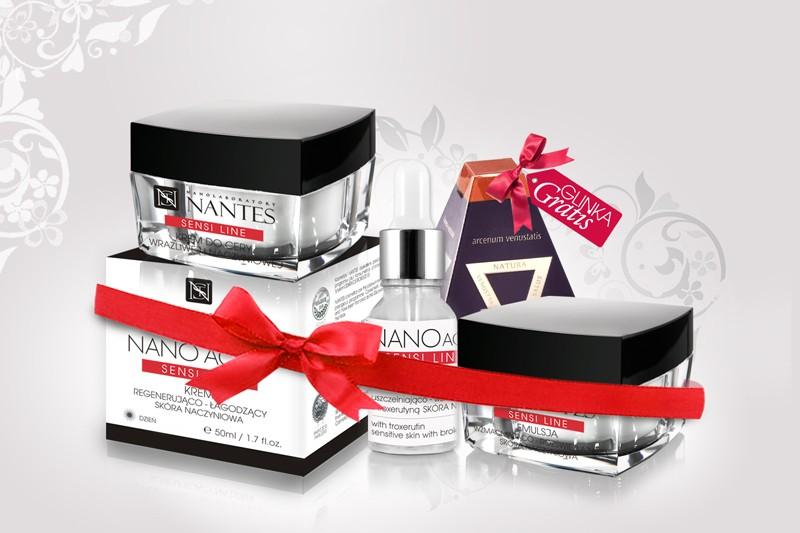 Kupić Zestaw kosmetyków z linii Sensi Line przeznaczony do pielęgnacji skóry naczyniowej, wrażliwej i skłonnej do podrażnień