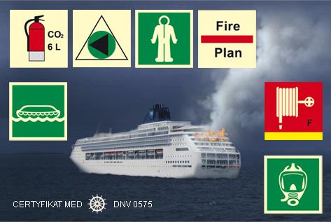 Kupić Znaki bezpieczeństwa na statki morskie