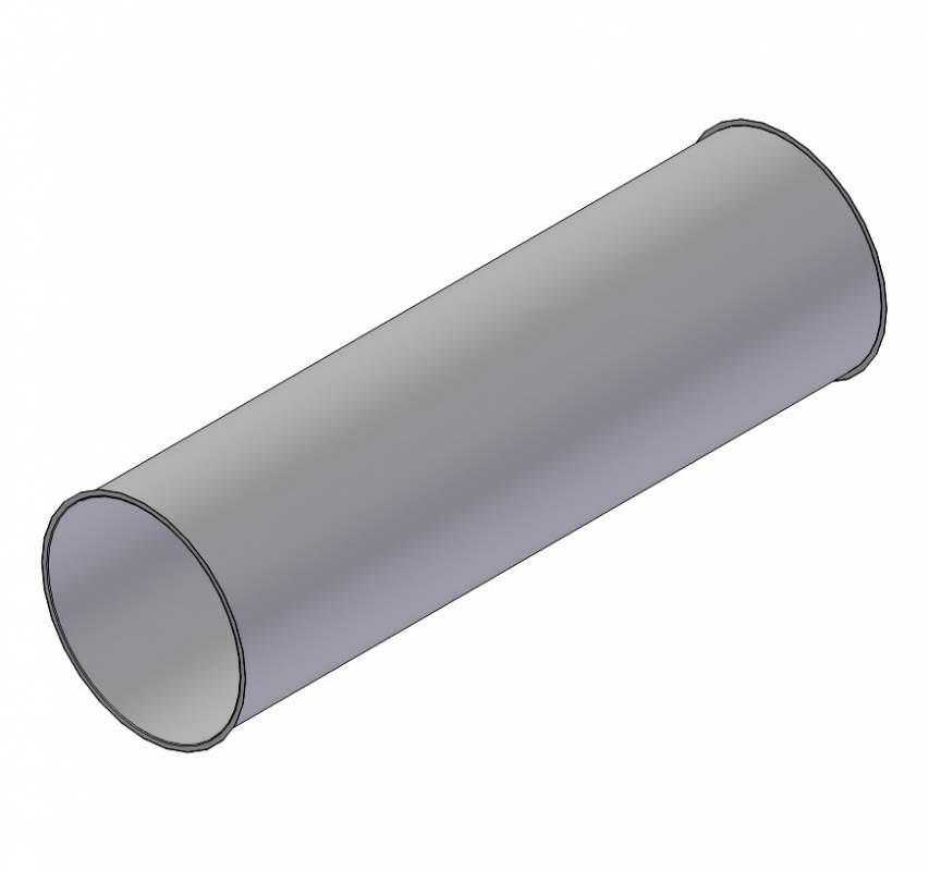 Kupić Rura ocynkowana fi 80-300mm dł.500 mm