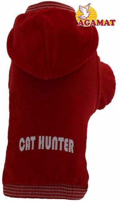"""Kupić Grande Finale: Bluza czerwona """"Cat Hunter"""" - rozmiar 1"""