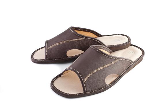 Kupić Pantofle skórzane