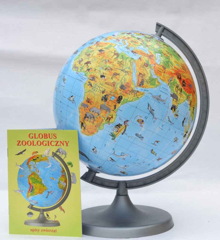 Kupić Globus 220 zoologiczny.