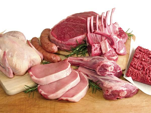 Kupić Mięso wołowe, wieprzowe, drobiowe świeże lub chłodzone od lokalnych producentów.
