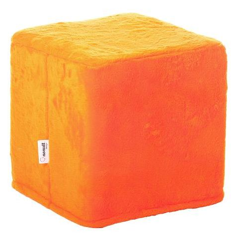 Kupić Pufa Cube - Orange