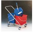 Kupić Wózek 2x17L (2x25L) z wyciskarką.