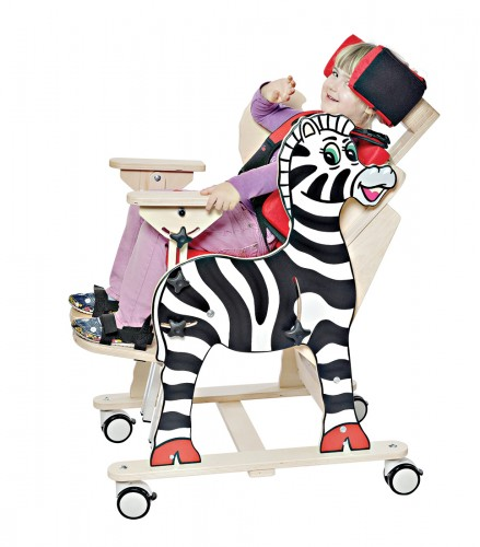 Kupić Fotelik rehabilitacyjny Zebra
