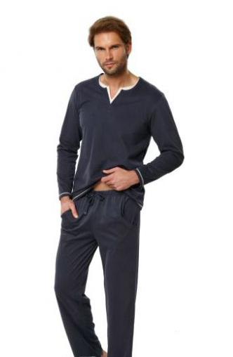 Kupić Cyprian piżama długi rękaw, długie spodnie