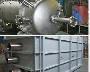 Kupić Instalacje-zbiorniki bez ciśnienia i ciśnieniowe,silosy, kontenery.