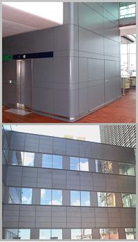 Kupić Fasadowe aluminium malowane FF 2