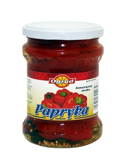 Kupić Papryka konserwowa 500ml