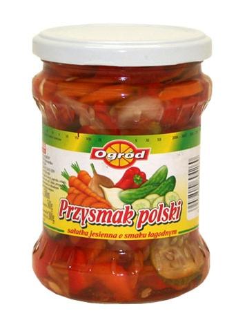 Kupić Sałatka przysmak polski 500ml