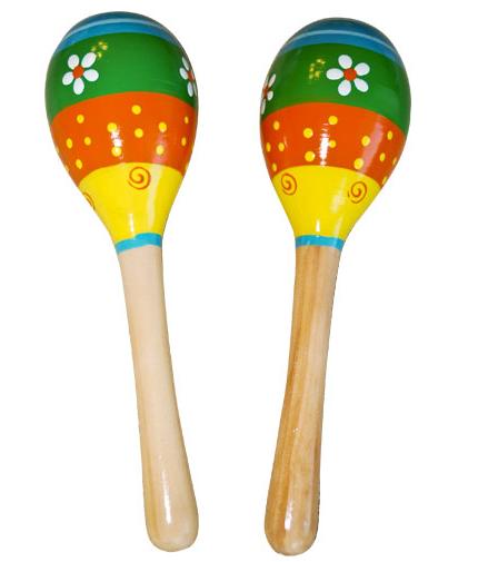 Kupić Drewniane zabawki muzykalne.