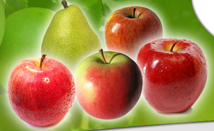 Kupić Świeże owoce krajowe.