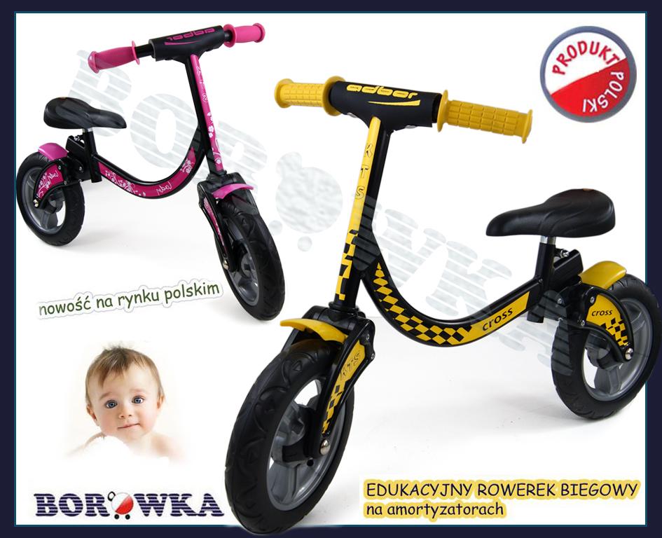 Kupić Rowerek biegowy KTS