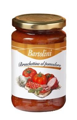 Sos pomidorowy łagodny do bruschetty