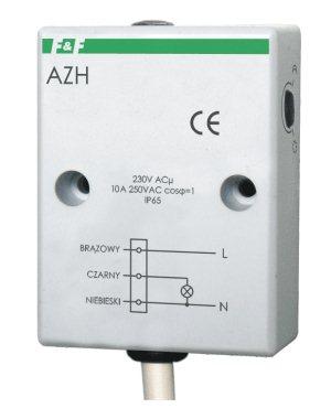 Kupić Automat zmierzchowy hermetyczny natynkowy 10A ; AZH
