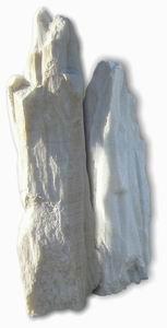 Palisady, skały stojące