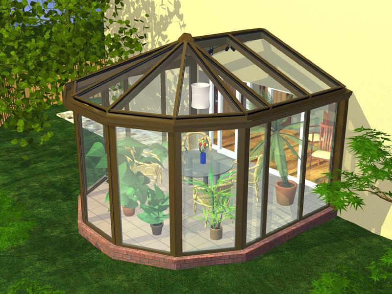 Kupić Ogrody zimowe, zabudowy fasad i patia