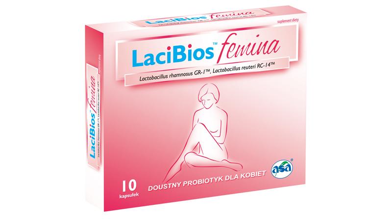 Kupić Preparat LaciBios femina
