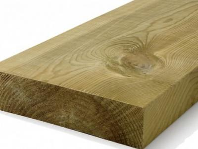 Kupić Timber, Pressure-Impregnated timber, Scandinavian timber