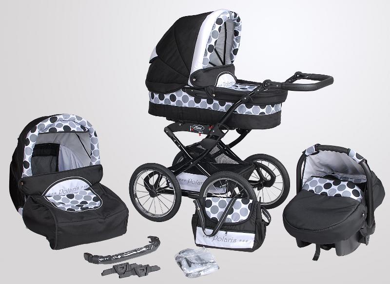 Kupić Wózek dziecięcy POLARIS retro