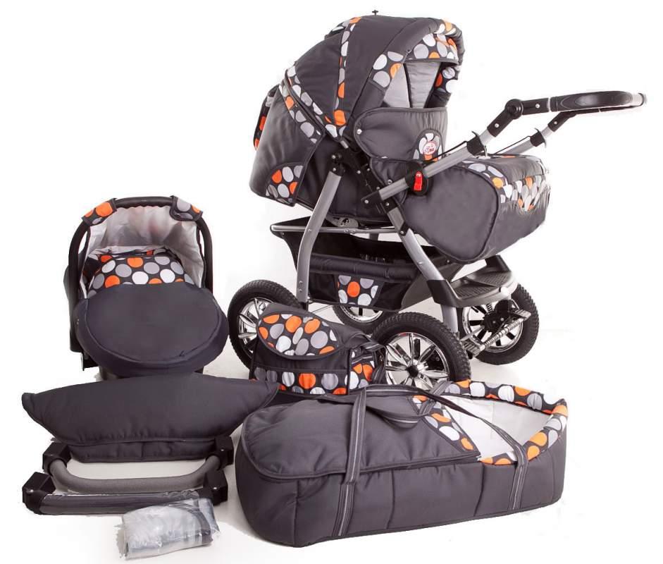 Kupić Wózki dziecięce SZYMEK-NEW