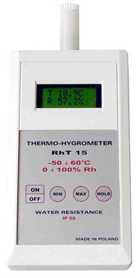 Kupić Termohigrometry