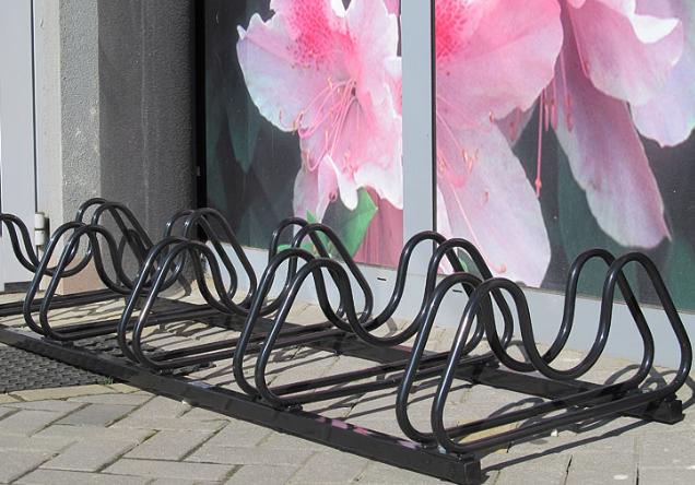 Kupić Urządzenia do parkowania rowerów