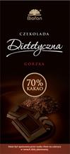 Kupić Czekolada gorzka 70% kakao, słodzona fruktozą