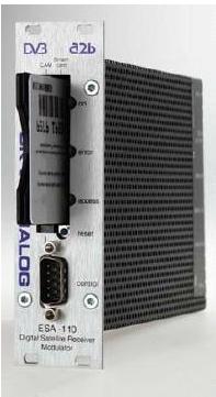 Kupić Odbiornik A2B ESA-110 DVB-S z CI