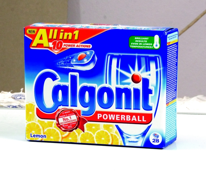 Kupić Calgonit do zmywarek, tabletki, 30 szt.