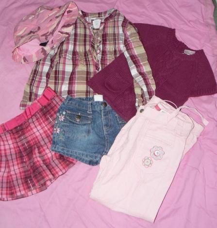Kupić Używana odzież dziecięca
