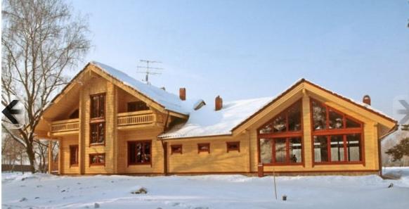 Kupić Dom z bali klejonych
