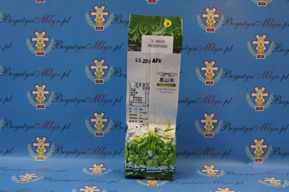 Kupić Herbata niebieska Ulung - High Mountain Oolong 100g