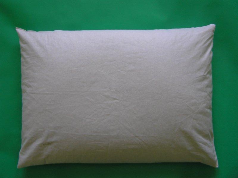 Kupić Poduszka gryczana 60cm x 80 cm (50 litrów łuski gryczanej)
