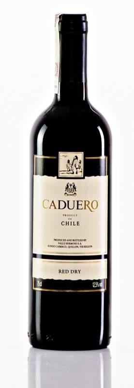 Kupić Wino Caduero czerwone wytrawne