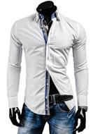 Kupić Koszula męska na długi rękaw ARCO BALENO 2774 - BIAŁY