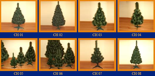 Kupić Choinki sztuczne świąteczne różnego rodzaju i różnej wielkości