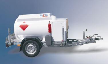 Kupić Przyczepka CPD-1 do tankowania i transportu paliwa, przyczepa na paliwo